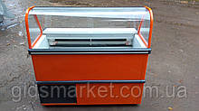 Морозильная витрина Crystal б у, витрина для мороженного б/у., прилавок для мороженного б/у