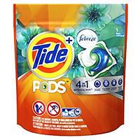 Капсули для прання речей універсальні Tide Pods + Febreze 3в1