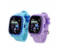 Детские умные GPS часы DF25