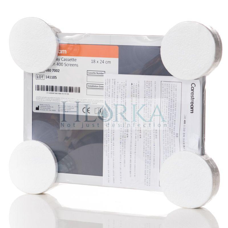 Рентген кассета с усиливающим экраном Medical X-ray Cassette 18x24 cm with Green 400 Screens, Carestream