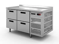 Стол холодильный Modern Expo NRABCB с выдвижными ящиками 1400х700х850 мм