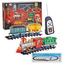 Железная дорога на радиоуправлении