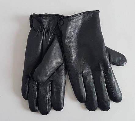 Кожаные перчатки утеплитель мех