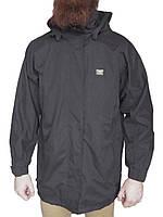 Мужская куртка Trespass р-р L (сток, б/у) весна-осень холодная, чёрная