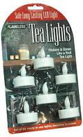 LED свечи Torch Tea Light TL1036 (6 шт. в наборе)