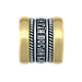 БЛАГОДАТЬ.Православная бусина шарм с молитвой, серебро, фото 2