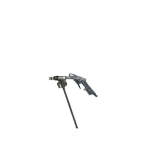 Пистолет для нанесения антигравийных покрытий Radex AG