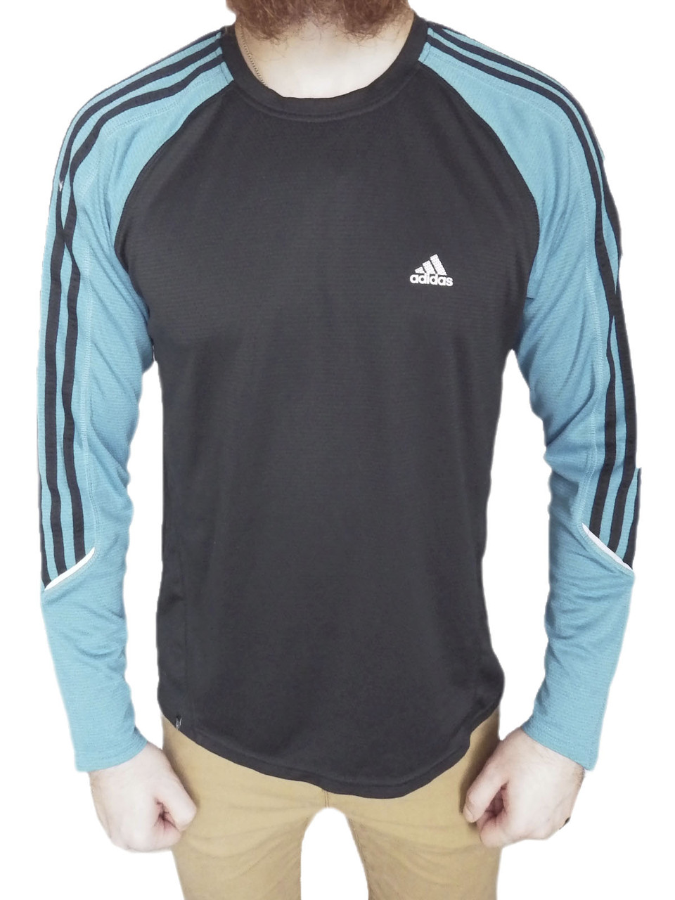 3735bf2fb296 Купить Кофта Adidas р-р L (сток, б у) мужская спортивная водолазка ...