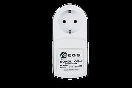 Умная GSM розетка Sokol-GS1