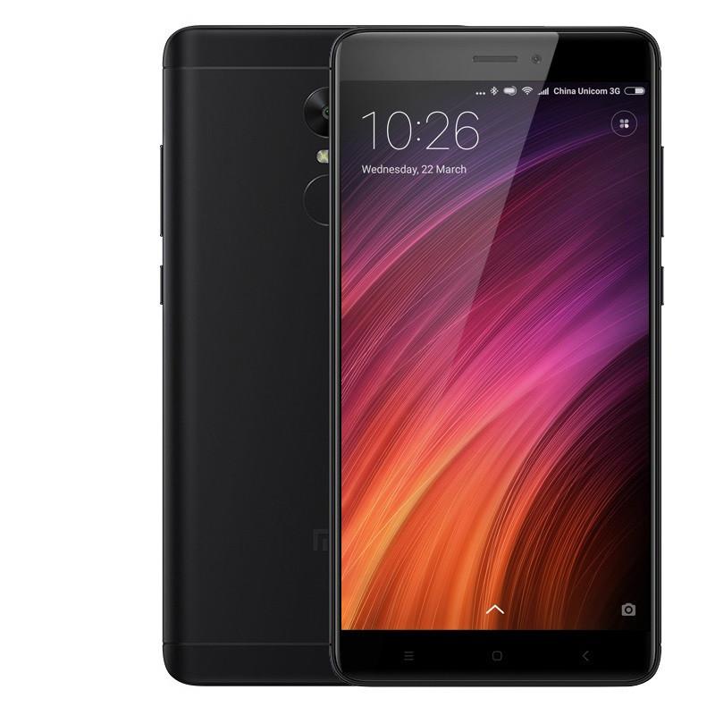 CмартфонXiaomi Redmi Note 4X(3/16GB) MIUI 9