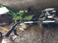 Мотоблок Зирка BD70G01 в сборе(колеса 4.00-8) уценен