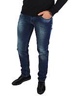 Синие мужские джинсы зауженные GET OVER, фото 1