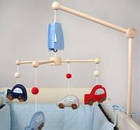 Универсальный кронштейн крепеж держатель для детского мобиля