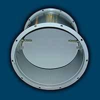 Клапан воздушный для крышных вентиляторов