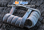 Сопротивление спиралей Qudro Fused Clapton Coil