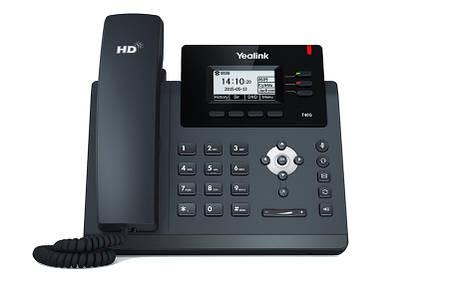 IP телефон Yealink SIP-T40G, фото 2