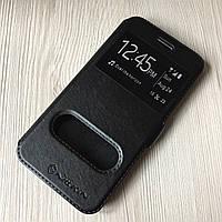Черный чехол книжечкой Nilkin для iPhone 6/6S на магните