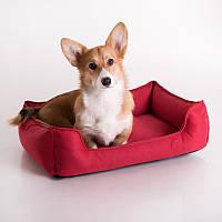 Dog Space Crimson - Космический (мягкий лежак с бортами для собак)