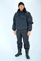 Куртка утепл.Гетьман-1 черная