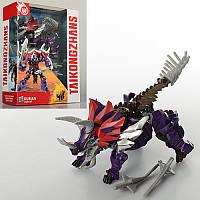 Трансформер F504 TF робот+динозавр 16 см