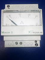 Амперметр аналоговый Moeller Z-MG/AA-40 0-40 A