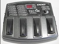 Гитарный процессор DOD Tec-4x- ВИНТАЖ !