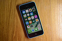 Apple Iphone 5c 8Gb Blue Neverlock Оригинал!