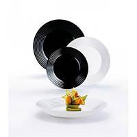 Harena Black&White Сервиз столовый -18 пр Luminarc N2231
