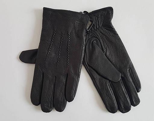 """Мужские перчатки """"Deerskin"""" оленья кожа"""