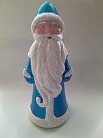 Новогодние украшения Дед Мороз 30*13 см