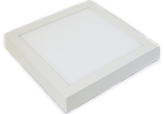 Светильник LED накладной квадрат 6W 6500К Холодный свет, фото 2