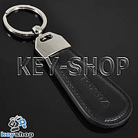 Кожаный брелок для авто ключей Toyota (Тойота)