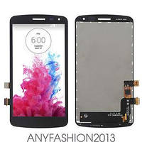 Дисплей (экран) + сенсор (тач скрин) LG Q6 black