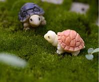 Черепаха  Микро декор для Муравьиной Фермы ( малый декор, арт декор, декор для вазонов)