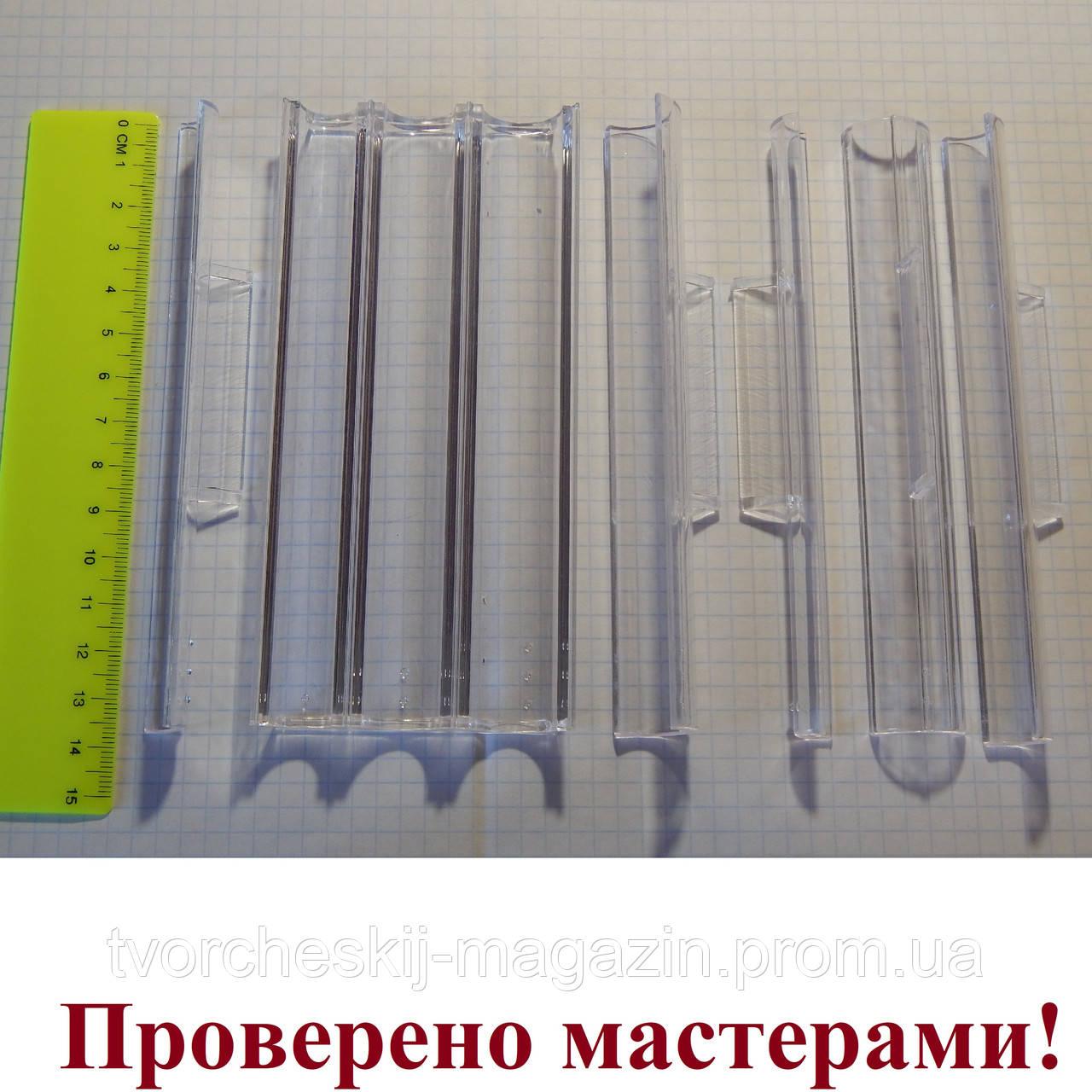 Жемчужница для раскатывания круглых бусин (диам:1,3 см, 1,6 см, 1,8 см)