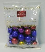 Конфеты шоколадные шарики Favorina новогодний подарок 200g (Германия)