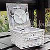 Корзина для пикника на 2 персоны с наполнением (123-0155E), фото 2