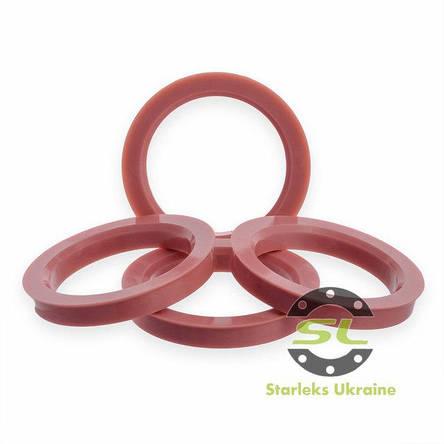 """Центровочное кольцо 72.6 - 63.4 Термопластик """"Starleks, фото 2"""
