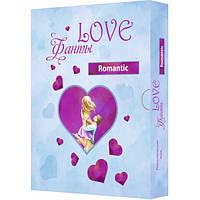 «LOVE Фанты: Романтик» Игра для пары