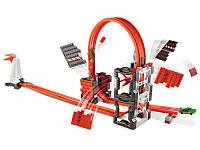 Игровой трек Hot Wheels Ударная волна DWW96 40 элементов