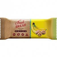 Батончик Фруктовый хлеб Банан, ТМ Сладкий Мир, 60 г