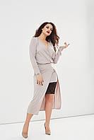 Костюм вечерний платье и юбка в расцветках 30879