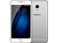 Смартфон Meizu M6 Silver 3/32gb Dual SIM 3070 мАч MediaTek MT6750