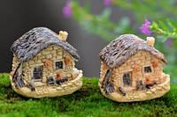 Домик Микро декор для Муравьиной Фермы ( малый декор, арт декор, декор для вазонов)