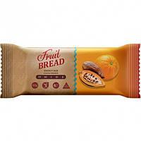 Батончик Фруктовый хлеб Какао-апельсин, ТМ Сладкий Мир, 60 г