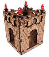 Галерея большая: террейны для ролевых игр  (4 sides Gallery: Terrains for Roleplaying Games)