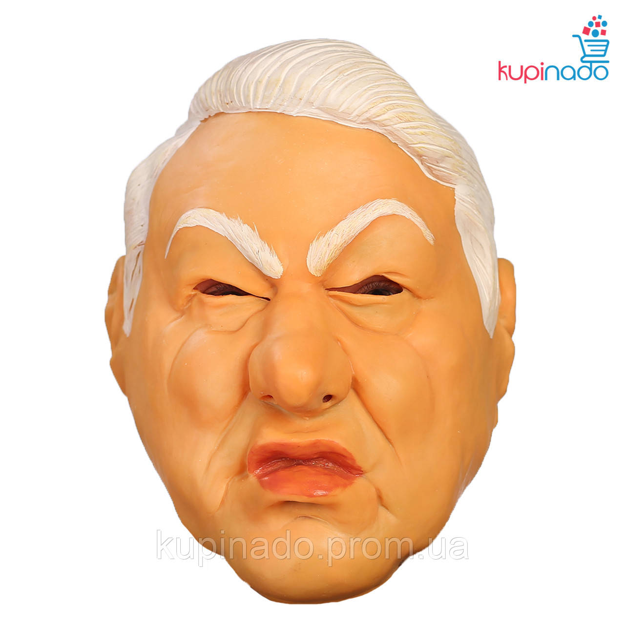 Маска Борис Ельцин