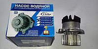 Насос водяной Ваз 2112 16-и клапан  пластиковая крыльчатка, фото 1