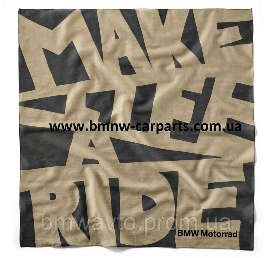 Женский платок BMW Motorrad Cozy Scarf, Ladies, фото 2