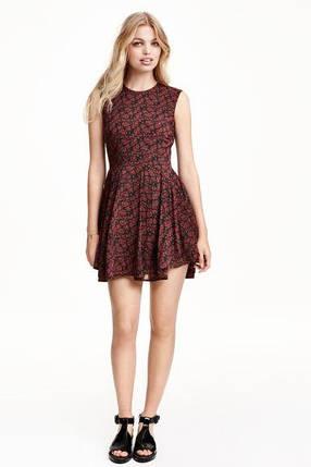 Платье в принт H&M, фото 2
